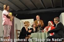 """Assaig general de """"Sopar de Nadal"""""""