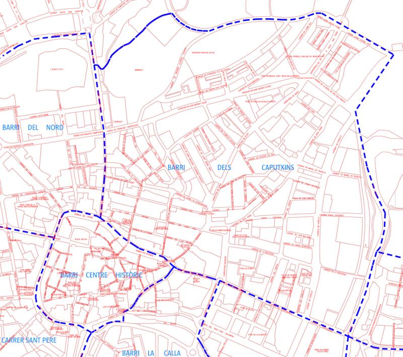 mapa del barri